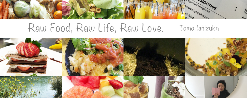 Raw Food, Raw Life, Raw Love.